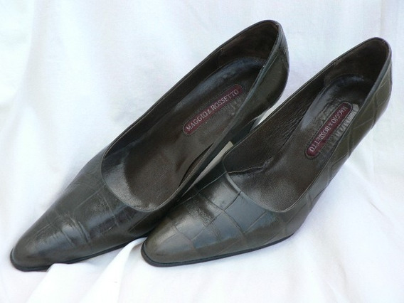 Zapato Clasico Maggio & Rossetto Nº 38 Impecable Fortu13