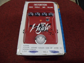 Pedal Visual Sound Son Of Hyde Distortion V2