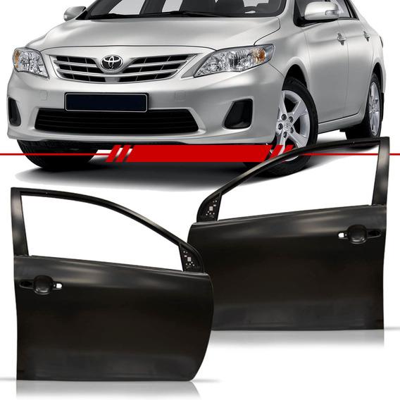 Porta Dianteira Corolla 2009 2010 2011 2012 2013 2014