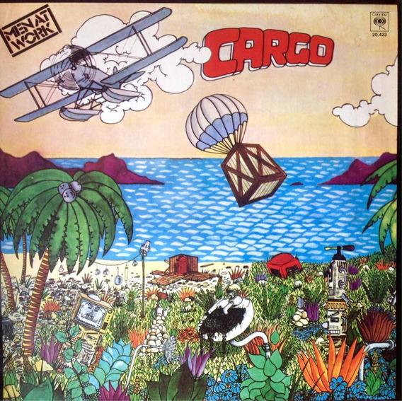 Lp Men At Work - Cargo - Edición Nacional 1982