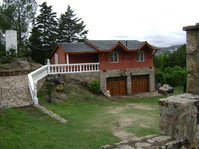 Carlos Paz, Casas, Chalet, Villa Del Lago, 7 Personas, Pile.