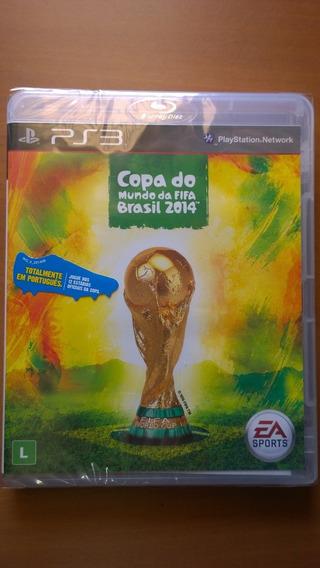 Jogo Copa Do Mundo Fifa - Brasil 2014 - (ps3)