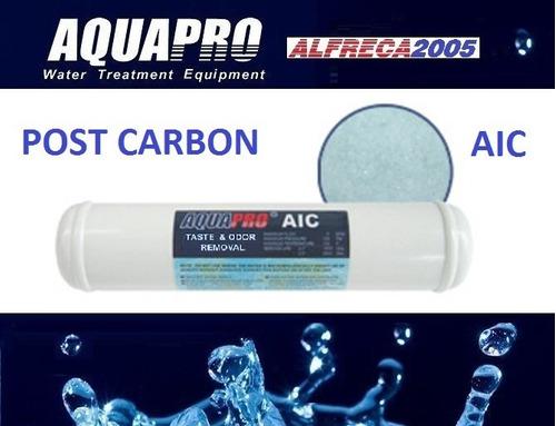 Aic Post Carbon Cartucho Repuesto Osmosis Filtros De Agua