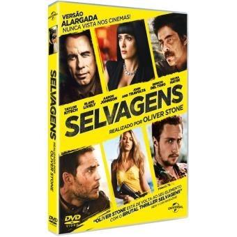 Dvd Filme Selvagens ( John Travolta)