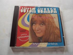 Cd - Jovem Guarda - A Ternura De Wanderléa