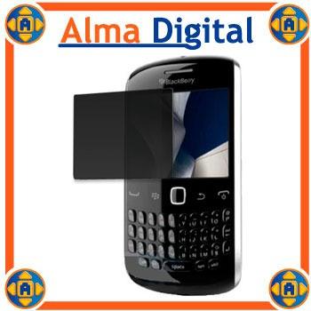 2x1 Lamina Protector Pantalla Antiespia Blackberry 9360