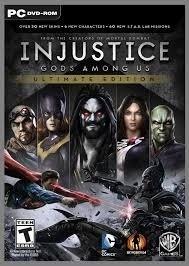 Injustice Gods Among Us En Español Para Pc!!