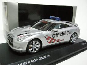 Kyosho 1/43 Nissan Gt-r R35 Official Car Fuji Speedway
