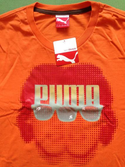 Camiseta Puma Xg Original * Nova * Com Etiqueta * Peça Única