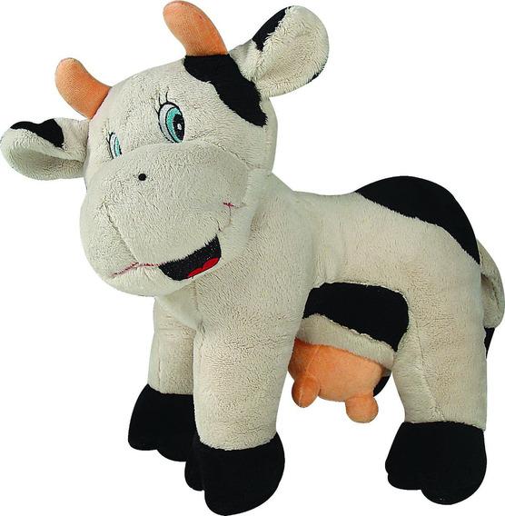 Vaquinha Pelúcia Vaca Donatela 36cm