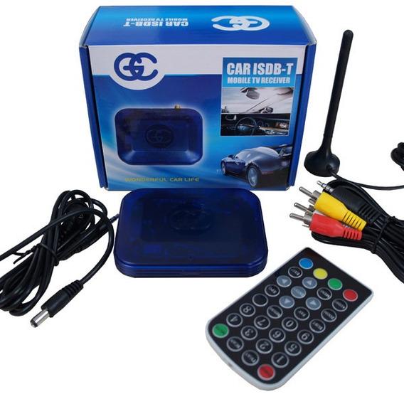 Receptor Tv Digital Automotivo Gc Golden Cabo Mobile