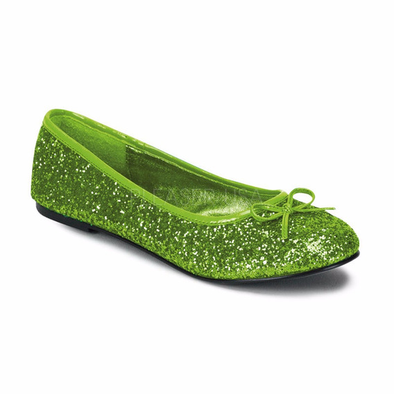 Zapatos Flats Arcoiris Funtasma Halloween Star-16 Brillos