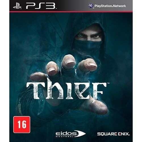 Thief (black Label) - Novo E Original