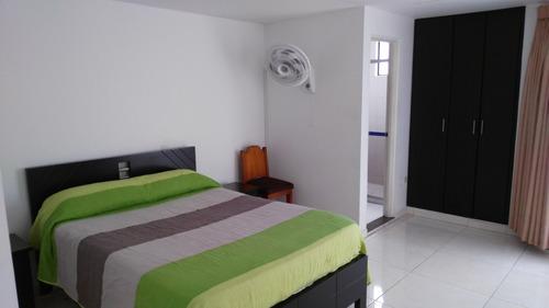 Imagen 1 de 5 de Arriendo Apartamento Apartaestudio Amoblado Armenia Q. 301