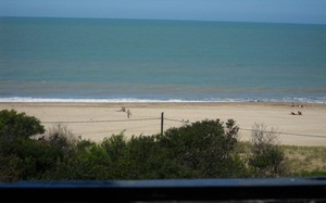 Gesell Vista Al Mar Wi_fi Parrilla Cochera Febrero Y Marzo