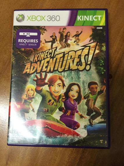 Kinect Adventures- Xbox 360
