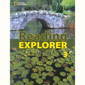 Livro Reading Explorer 3 - Student Book + Cd-rom