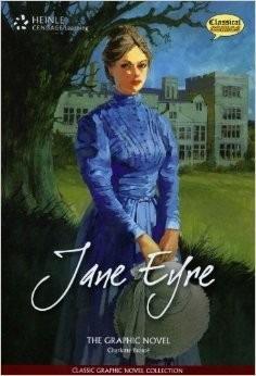 Livro Jane Eyre The Graphic Novel - Charlotte Bronte