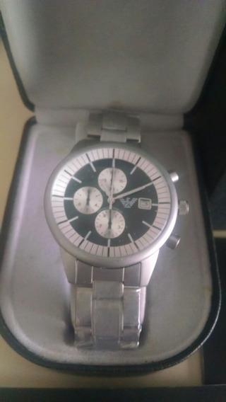 Relogio Emporio Armani Ar5117 Titanium Na Embalagem R$ 1200,
