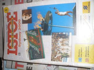 Coleçao De Revista Guia Das Olimpiadas 2000