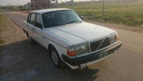Volvo 240 244 Gl Inyeccion De Coleccion