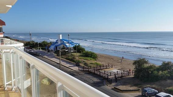 Piso Increíble Con Balcón Frente Al Mar Todos Los Ambientes