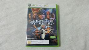 Project Sylpheed Americano Original Para Xbox 360 - Lacrado