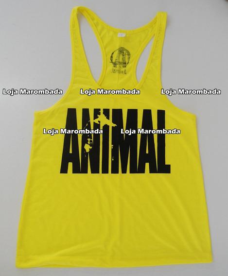 Regata De Treino Super Cavada Musculação Animal