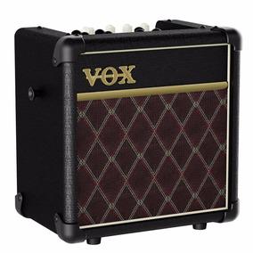 Combo 5w Portátil Vox Mini5 Rhythm - Cl Classic P/ Guitarra