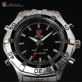 Relógio Shark Quartz Muito Lindo