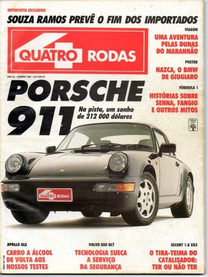 Revista Quatro Rodas Edição 378