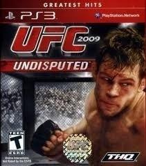 Jogo Playstation 3 Ufc Undisputed Ps3