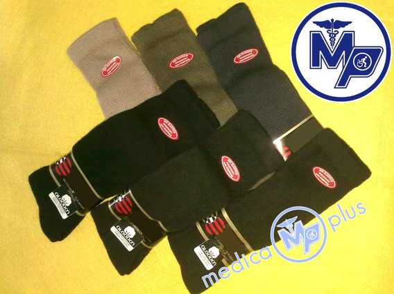 100% Algodon 12 Pares Calcetines Unitalla Diabetes
