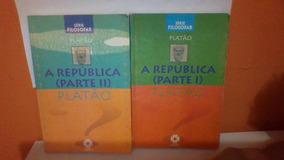 Livro A Republica De Platão Partes 1 E 2
