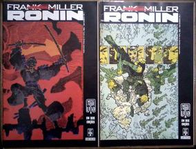 Ronin - Minissérie Completa 1º Edição (1988) - Abril / Gibi