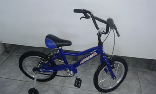 Bicicleta Tipo Cross R 14