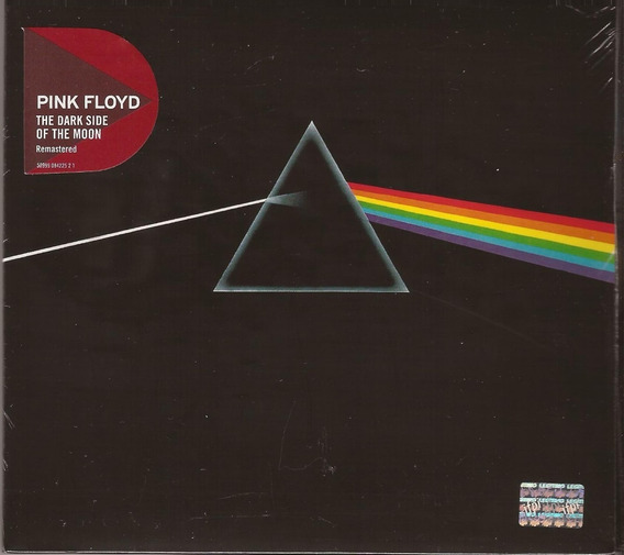 Pink Floyd Dark Side Of The Moon Cd Remastered Nuevo Stock