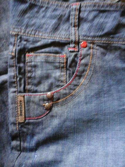 Jeans Talle 32 Azul Sc