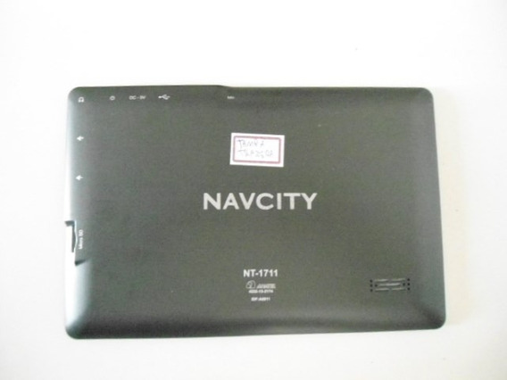 Tampa Traseira Do Tablet Navcity Nt1711