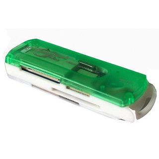 Multilector Usb Grabador De Tarjetas De Memoria 43 En 1