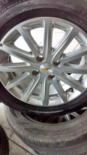 Rodas Cobalt / Spin / Corsa / Montana  Aro 15  Originais