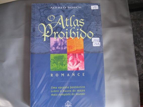 Livro = O Atlas Proibido