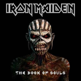 Iron Maiden - The Book Of Souls (cd - Duplo)