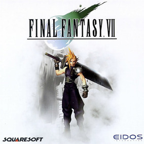 Final Fantasy Vii 7 Original Ps3 Digital Psn