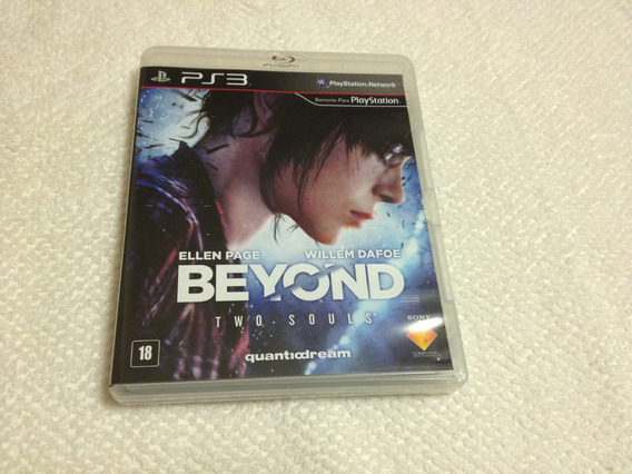 Beyond Two Souls - Em Português