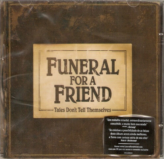 Cd Funeral For A Friend - Tales Don