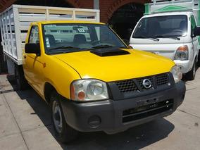 Nissan Np300 Diésel Clima Y Dirección Hidráulica 2011