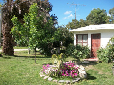Divina Casa A 1 Y 1/2 Playa, Aire, Parrillero, Wifi, Directv