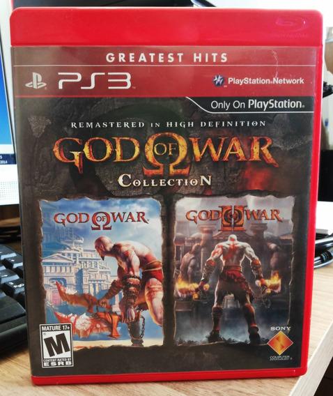 Jogo God Of War Collection Play 3 (original)