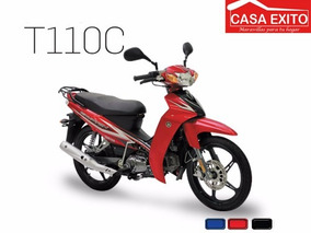 Moto Yamaha T110c Tipo Caballito 110cc Año 2015